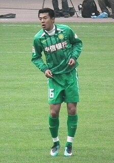 Xu Liang (footballer) Chinese footballer