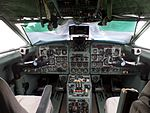 Yakovlev Yak-40 HA-LRA cockpit.jpg
