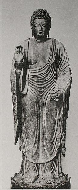 Yakushi Nyorai Gankoji