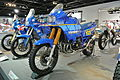 Yamaha Paris–Dakar Rally Motorcycles.JPG