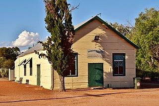 Yandanooka, Western Australia Town in Western Australia