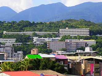 Beitou - National Yang Ming University