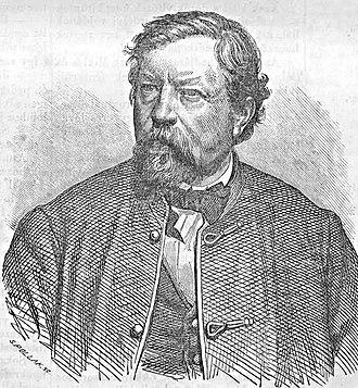 Miklós Ybl - Miklós Ybl (1865)