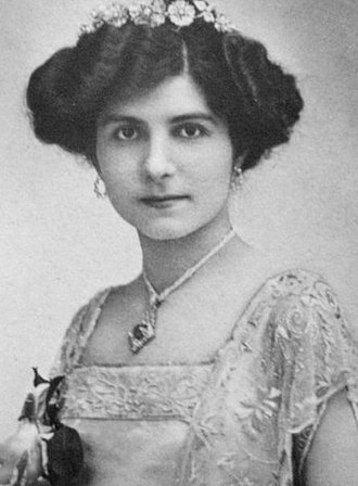 Princess Helen of Serbia - Image: Yelena of Serbia
