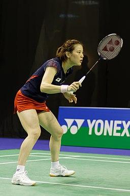 Yonex IFB 2013 - Quarterfinal - Reika Kakiiwa - Miyuki Maeda vs Bao Yixin - Tang Jinhua 18