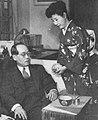 Yukawa Hideki and Sumi.JPG