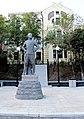 Yul Brynner Statue.JPG