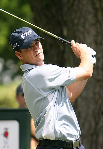 Zach Johnson - Johnson in April 2007 at Harbour Town