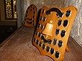 Zeal Monachorum, bell-ringing trophies - geograph.org.uk - 1464766.jpg