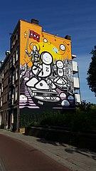 mural Zeeburgerdijk