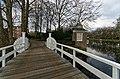 Zeist - Hernhuttersingel - Park bij Slot Zeist - Slot Zeist (1677-1686) by Jacobus Roman 6 - Entrance Bridge to Slot Zeist.jpg