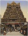 Zentralbibliothek Zürich - South of India MaduraGopura - 400020057.tif
