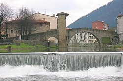 Old bridge of Balmaseda