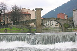 Balmaseda - Old bridge of Balmaseda
