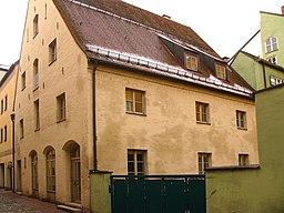 Zwerggasse in Landshut