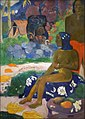 """Aha oé feii ?"" de Paul Gauguin (Fondation Louis Vuitton, Paris) (31071674214).jpg"