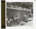 """Beechgate,"" Robert Carmer Hill house, Woodland Avenue, Englewood, New Jersey. Stone wall LCCN2008679219.tif"