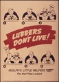 """""""Lubbers don't live - The part time lookout"""" - NARA - 514928.tif"""
