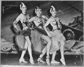 """""""This Is The Army,"""" Irving Berlin's Broadway hit, with an all-soldier cast, is making $40,000 a week for Army Relief.... - NARA - 535774.tif"""