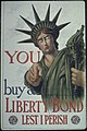 """You Buy A Liberty Bond. Lest I perish. Get Behind The Government. Liberty Loan of 1917."" - NARA - 512670.jpg"