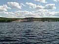 """crocodile"" on Aldan-river, Siberia, Yakutia - panoramio.jpg"