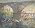 'High Bridge' by Arthur Clifton Goodwin, El Paso Museum of Art.JPG