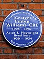 (George) Emlyn Williams CBE (Marchmont Association).jpg