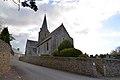 Église Saint-Loup de Saint-Loup (Manche). Vue nord-ouest.jpg