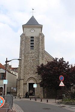 Église Saint-Jacques-Saint-Christophe de Villiers-sur-Marne