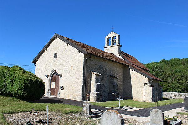 Photo de la ville Pouillat