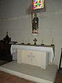 Église de Saint-Vivien-de-Médoc autel 1.JPG