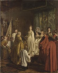 Mary of Burgundy Granting the Great Privilege