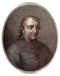 Étienne Hubert de Cambacérès Roman Catholic archbishop