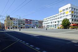 Statutární město Ústí nad Labem. Mírové náměstí afe07cdc08