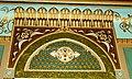 İsmailiyye palace Blue room decorate detail.JPG