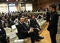 Ομιλία Υπουργού Εξωτερικών κ. Δ. Δρούτσα σε Γερμανική Σχολή Αθηνών – Foreign Minister D. Droutsas' speech at the Athens German School. (5102469706).jpg