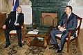 Беседа с Президентом Азербайджана Ильхамом Алиевым. 22.02.2006.jpg