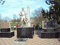 Братская могила воинов, погибших в годы гражданской и Великой Отечественной войн; Незлобная.jpg