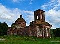 Вид на церковь Николая Чудотворца в Осово. Захаровский район Рязанской области (3).jpg