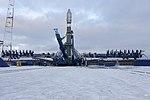 Воздушно-космические силы провели успешный пуск новой ракеты-носителя «Союз-2.1В» с космодрома Плесецк 06.jpg