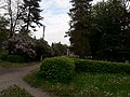 Вхід у парк зі сторони села.jpg