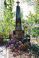 Вінницькі Хутори, Братська могила радянських воїнів, загиблих при обороні та звільненні села, на кладовищі.jpg