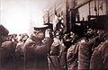 Главнокомандующий Вооружёнными силами Юга России А. И. Деникин и английский генерал Ф. Пуль.jpg