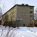Гостиница, ул.Ферсмана 2, Апатиты - panoramio.jpg