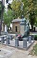 Гробница војводе Живојина Мишића, Ново гробље у Београду DSC 2346.jpg