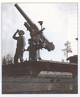 76 mm air-defense gun M1914/15 Type of Anti-aircraft gunRailway artilleryCoastal artillery