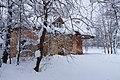 Зимняя Сергиевка. Английский домик, вид с северо-востока..jpg