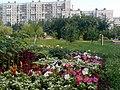 Клумба в саду Ивана Фомина (фото 2011 года).jpg