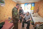 Командування Національної гвардії України відвідало поранених військовослужбовців на передодні Великодня 3356 (16465480763).jpg