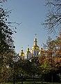 Комплекс Михайлівського Золотоверхого монастиря Трьохсвятительська 6 DSCF5817.JPG